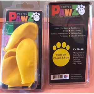 Pawz Botas Para Cachorros Xx Small 4 Unid