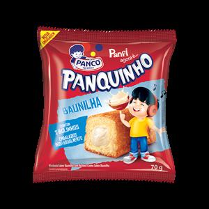 Bolinho PANCO Panfi Baunilha 70g