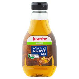 Calda de Agave Azul Orgânico Jasmine Squeeze 330g