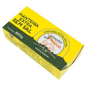Manteiga sem Sal Aviação 200g