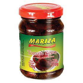 Tomate Seco Mariza Foods 170G