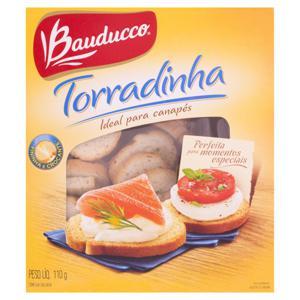 Torradinha Bauducco 110g
