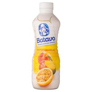 Bebida Láctea Fermentada Frutas Amarelas Batavo Garrafa 900g