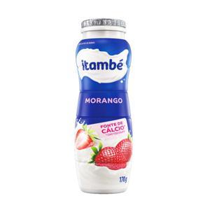 Iogurte ITAMBÉ Morango 170g