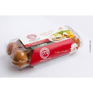 Ovos Caipira MASTERCHEF Label Rouge 10 un