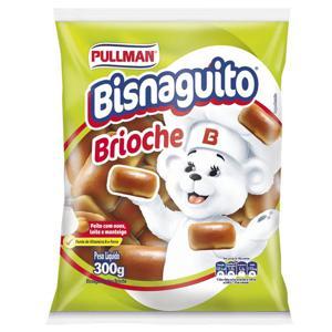 Bisnaguito Brioche PULLMANN 300g