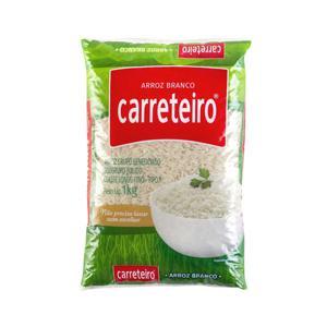 Arroz Carreteiro 1Kg Branco