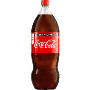 Refrigerante COCA COLA Sem Açúcar 2,5L