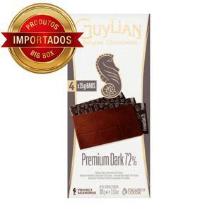 Chocolate Belga Guylian Amargo 72% 100G