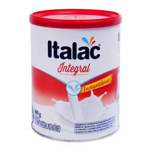 Leite em Pó ITALAC Integral Lata 400g