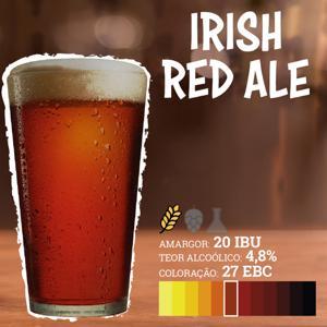 Receita Irish Red Ale