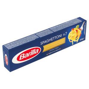 Macarrão de Sêmola Espaguete 7 Barilla Caixa 500g