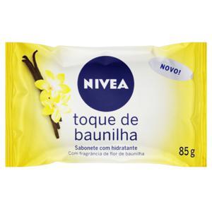 sabonete 85gr Nivea Toque de Baunilha