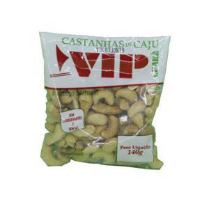 Castanha Caju Vip 140G Sache