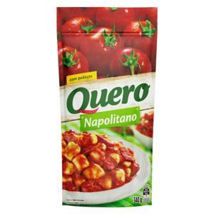 Molho de Tomate Napolitano Quero Sachê 340g