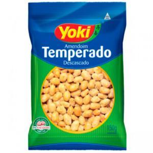 Amendoim Yoki 150G Temperado