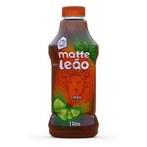 Chá  MATTE LEÃO Limão Garrafa 1L