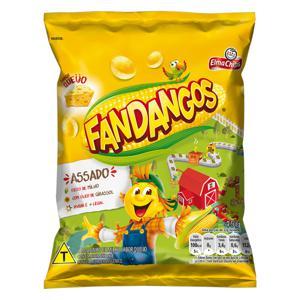 Salgadinho de Milho Queijo Elma Chips Fandangos Pacote 45g