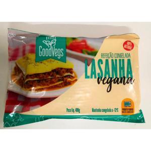 Lasanha Vegana Goodvegs - 400g