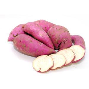 Batata doce rosada orgânica (500g)