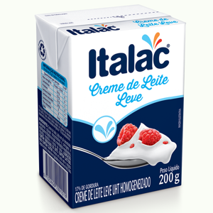 Creme de Leite Italac Caixinha 200g