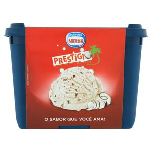 Sorvete Prestígio Nestlé Pote 1,5l