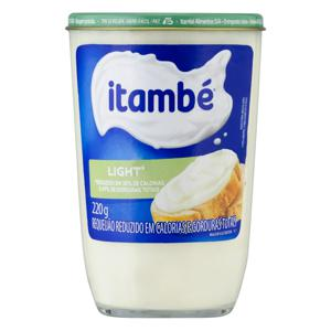 Requeijão Light Itambé Copo 220g