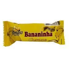 Bananinha Cremosa FAMOSO 30g
