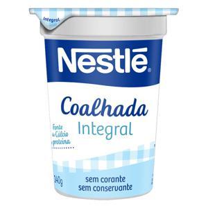 Coalhada Integral Nestlé Pote 140g