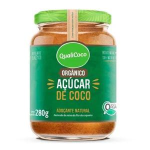 Açúcar De Coco Orgânico (280g)