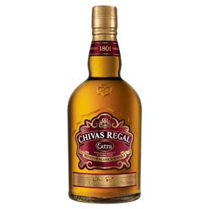 Whisky Escocês Blended Extra Chivas Regal Garrafa 750ml