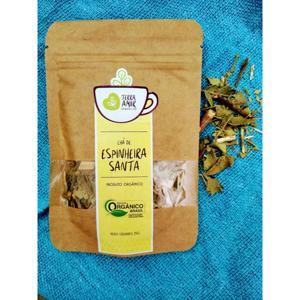 Chá orgânico Espinheira Santa - 15g
