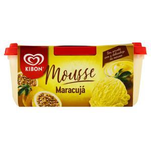Sorvete Maracujá Kibon Mousse Pote 1,3l