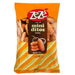 Miniditos ZEZÉ 200g Coco