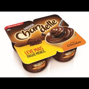Sobremesa Chandelle 360G Chocolate