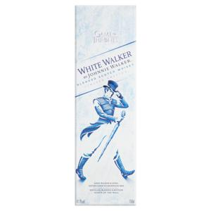 Whisky Escocês Blended White Walker Game of Thrones Johnnie Walker Garrafa 750ml