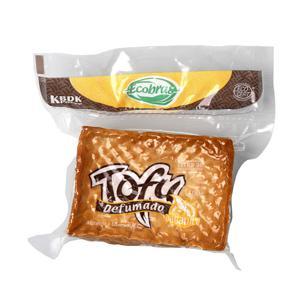 Tofu defumado 100g - Ecobrás