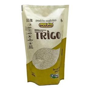 Farinha de trigo integral orgânica (400g) - Ecobio
