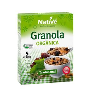 Granola Orgânica Tradicional 250G