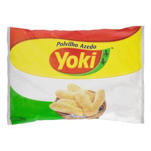 Polvilho Azedo Yoki Pacote 1kg