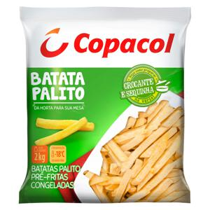 Batata Palito 2Kg Copacol