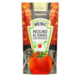 Molho de Tomate Cogumelo Heinz Sachê 340g