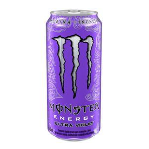 Energético Monster Ultra Violet 473Ml