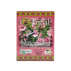 Chá de hibisco ôrganico Tribal - 15 sachês
