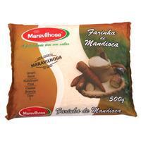 Farinha Mandioca MARAVILHOSA 500g