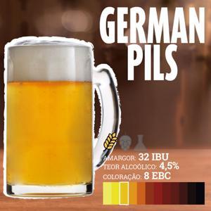 Receita German Pils