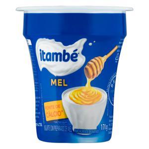 Iogurte Parcialmente Desnatado Mel Itambé Pote 170g