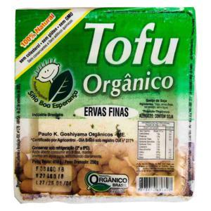 Venc (03/08 ) Tofu com ervas finas (250g)