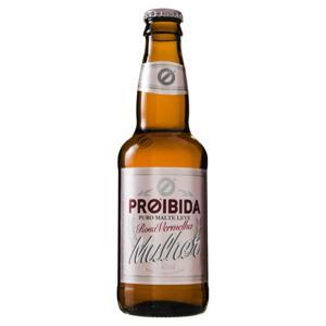 Cerveja Puro Malte Leve Mulher Proibida Garrafa 330ml