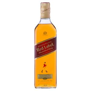 Whisky Escocês Blended Johnnie Walker Red Label Garrafa 750ml